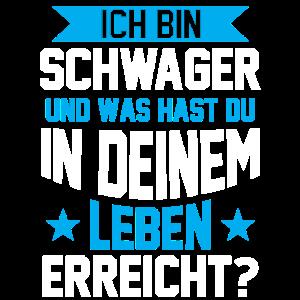 Stolzer Schwager
