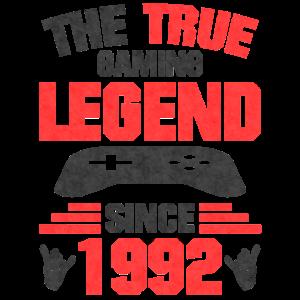 Gaming Legenden 1992 Geboren