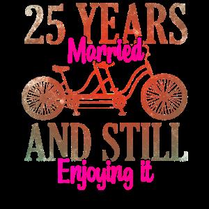 25. Jahrestag Hochzeit