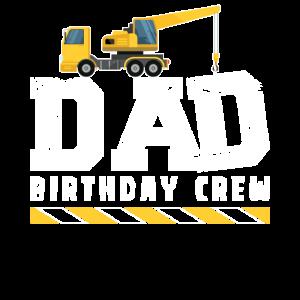 Papa Geburtstag Crew