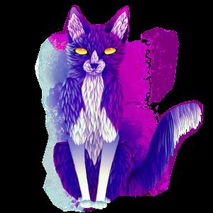 Aquarell Katze v2