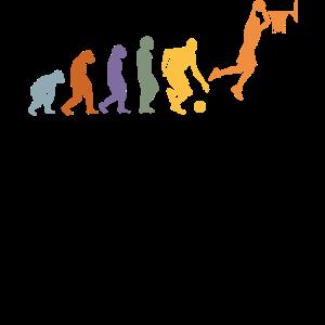 Basketball-Ball Basketballspieler gamer Evolution
