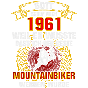 1961 Geboren Montainbiker
