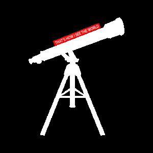 Teleskop Astrologie