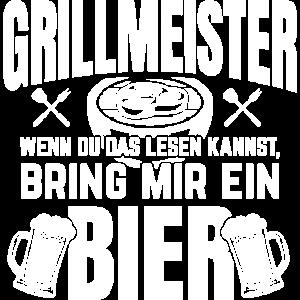 Grillmeister Sprüche | Bier Grillen Grill Geschenk