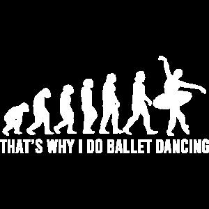 Ballett Evolution