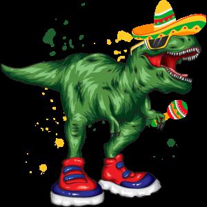 Mexico Urlaub Dino geschenkidee Urlaub