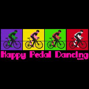 Happy Pedal Dancing