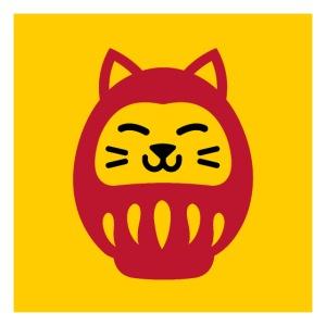 Cat Daruma