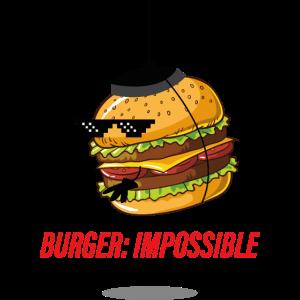 Burger Impossible Hamburger Cheeseburger Film