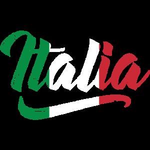 Italia italy italienische Zitat Grafik Bestseller