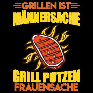 Grillgeschenk Grillfleisch Steak Männer Geschenk