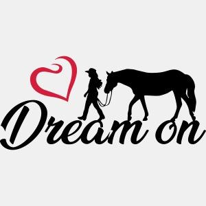 Dream on - Halte an Deinen Träumen fest