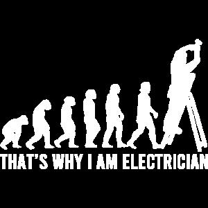 Elektriker Evolution
