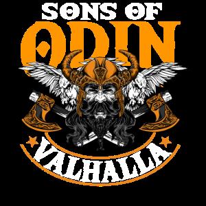 Söhne Odin, Valhalla, Wikinger, Wikinger