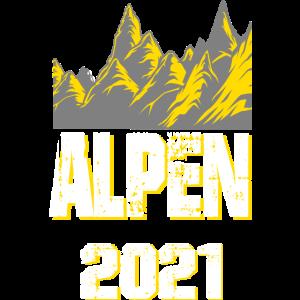 Alpen Tour 2021 Wander Shirt