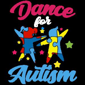 Tanz für Autismus