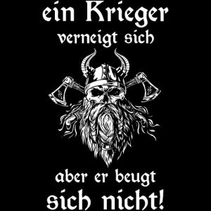 Wikinger Krieger Sprüche Berserker Geschenk