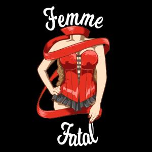 Femme Fatal Korsett