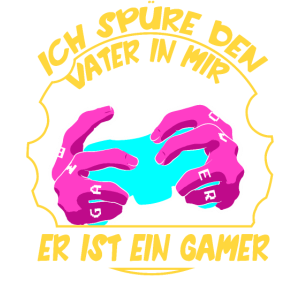 Vater Papa Computerspieler Gamer Zocker Zocken
