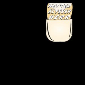 NETTER ÄLTERER HERR