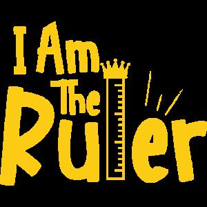 Ich bin der Herrscher König Humor Schule