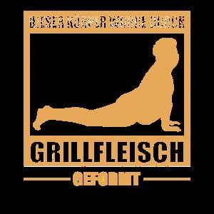 Grillen BBQ Griller Grill Grillparty Geschenk