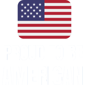 Stolz, Amerikaner zu sein