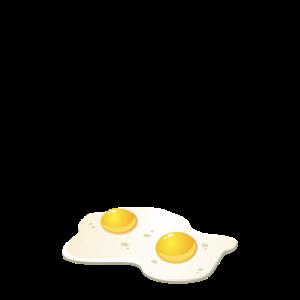 Gebratene Eier lustige Zitat