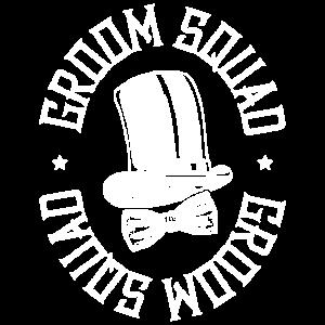 Groom Squad Zylinder