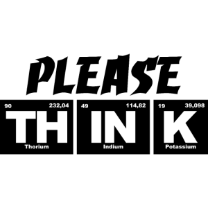 Please Think - Periodic Table