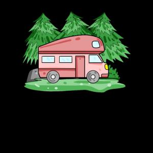 Wohnwagen Camper Geschenk