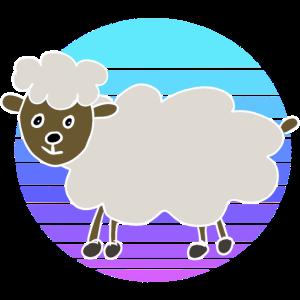 Witziges Schaf