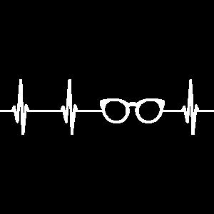 Herzschlag Optiker Damen