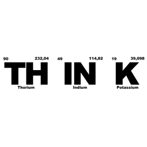 Think - Periodic Table - Chemistry