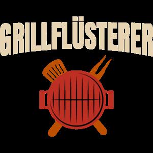 Grillflüsterer | Fleischesser Grillen Geschenkidee