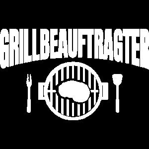 Grillbeauftragter | Grillen Grillmeister Geschenk