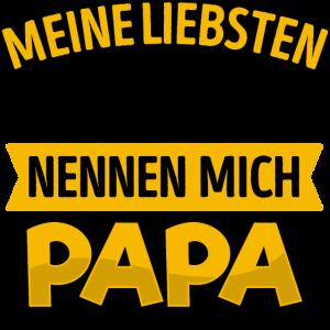 Beste Freunde Papa Statement Lieblingsmensch