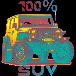Geländewagen Jeep Design