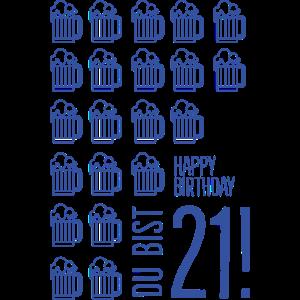 21 geburtstag volljährig international