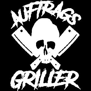 BBQ Auftrags Griller Totenkopf Barbecue Geschenke