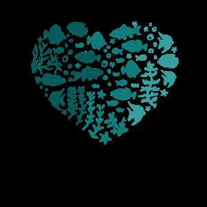 Angler Herz