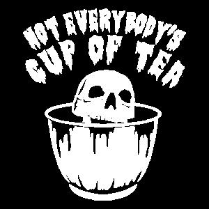 Nicht Jedermanns Tasse Tee Goth Art