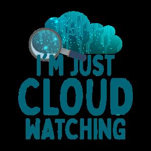 I'm Just Cloudwatching Cloudwatch Cloud Computing
