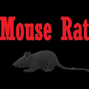 Mouse Rat Band Logo - Parks und Freizeit Neuheit