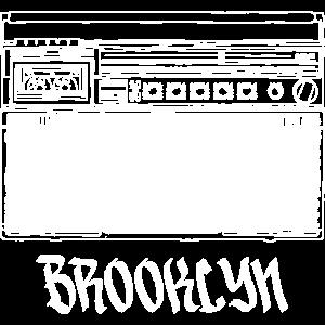 Brooklyn NY New York Boombox Annees 80
