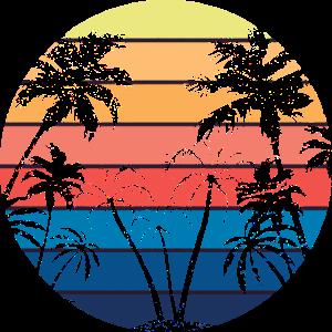 Sunshine & Palm Trees - Holiday SUN