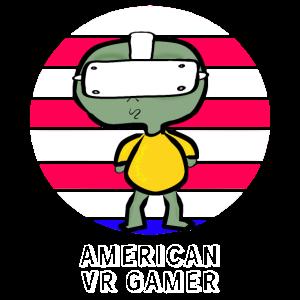American VR Gamer