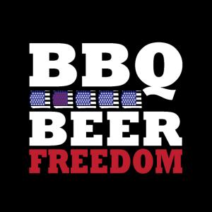 4. Juli USA Feier 1776 BBQ