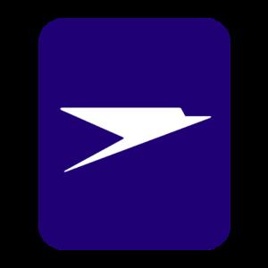 retro UK Fluggesellschaft Speedbird